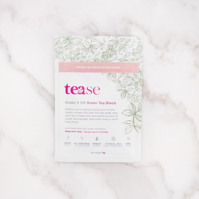 Shake It Off by Tease Tea